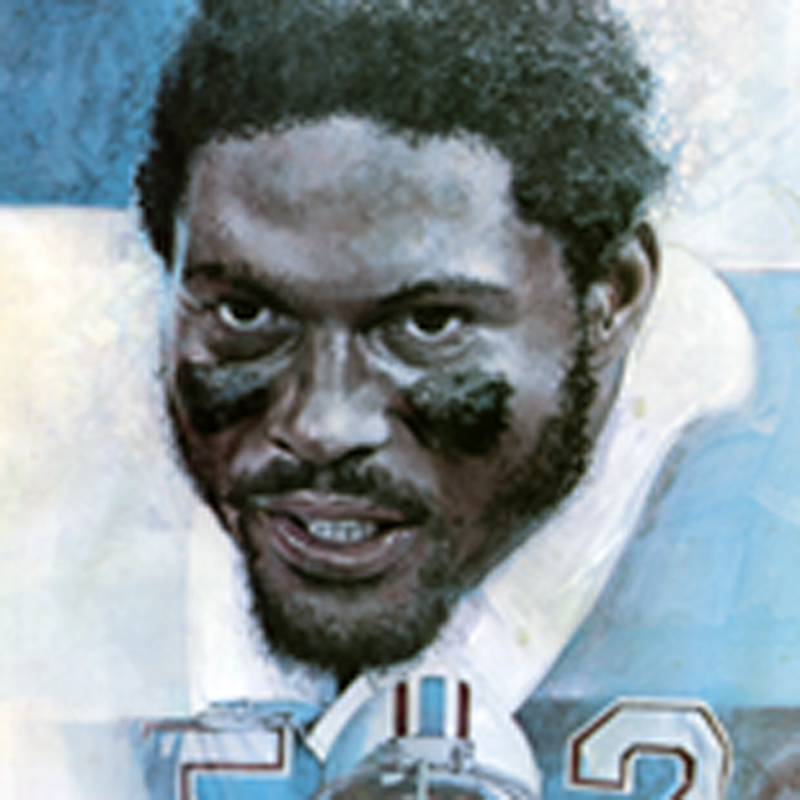 Robert Brazile Mississippi Hall of Fame Inductee