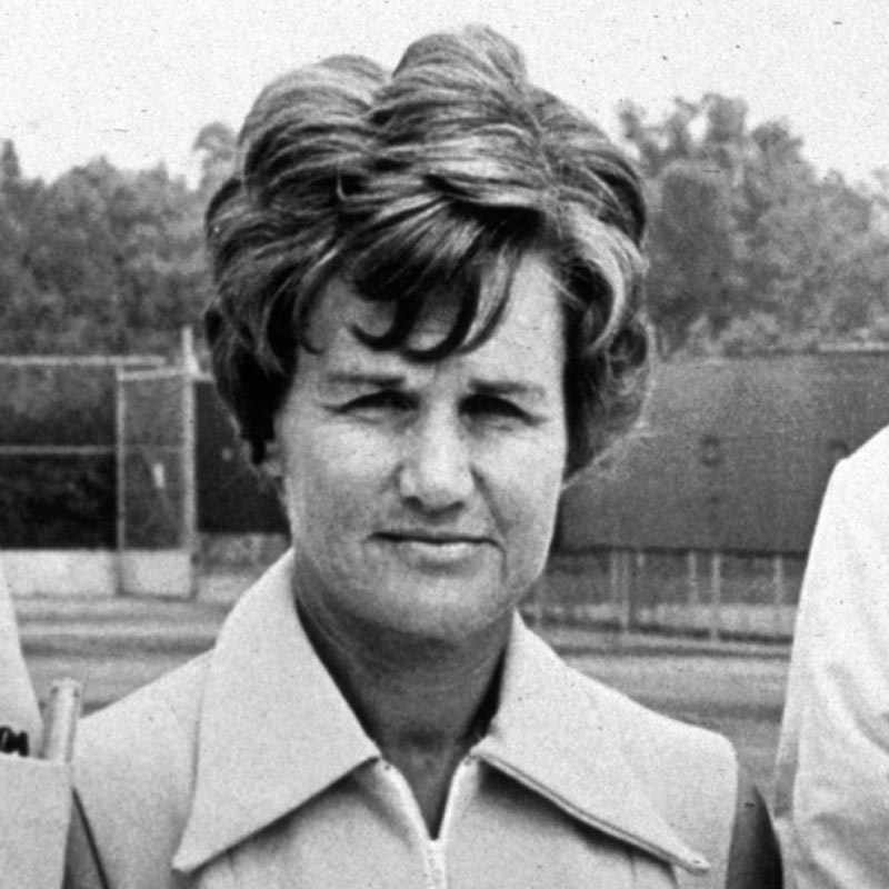 Dorothy Vest Mississippi Hall of Fame Inductee