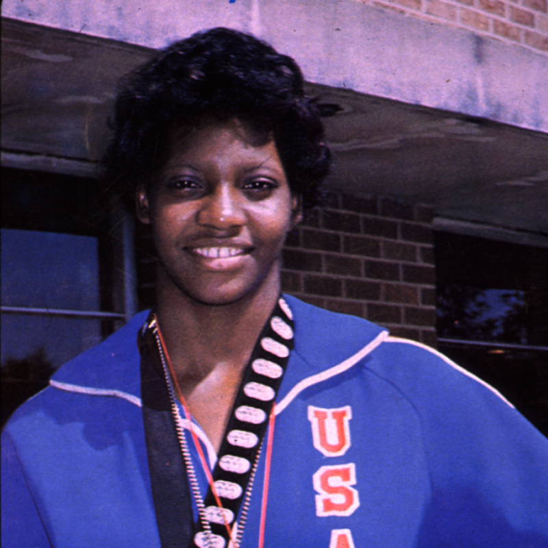 Lusia Harris-Stewart Mississippi Hall of Fame Inductee
