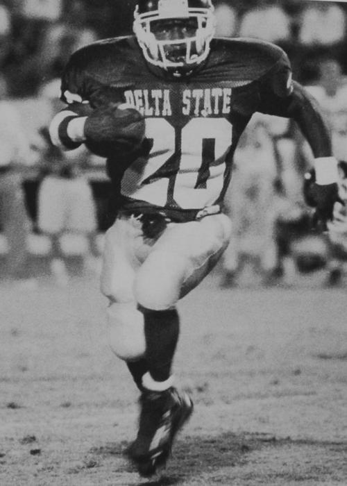 1996 - Tregnel Thomas - Delta State University
