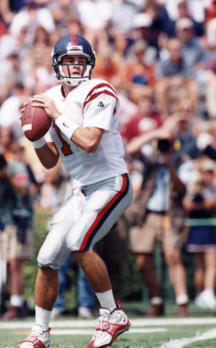 1997 - Stewart Patridge - University of Mississippi