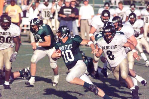 2000 -  Josh Bright - Delta State University