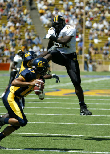 2002 - Rod Davis - University of Southern Mississippi