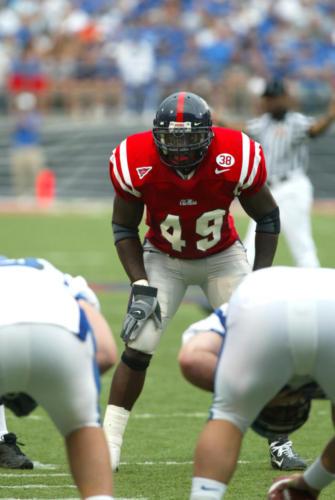 2006 - Patrick Willis - University of Mississippi