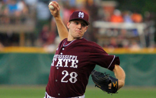 2012 - Chris Stratton - Mississippi State University