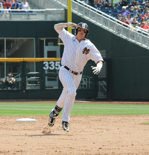 2013 - Hunter Renfroe - Mississippi State University