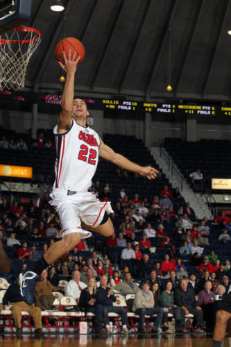 2013 Howell - Marshall Henderson - University of Mississippi