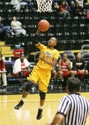 2014 Gillom - Jamierra Faulkner - University of Southern Miss