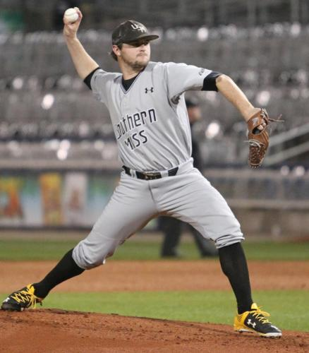 2015 - James McMahon - University of Southern Mississippi