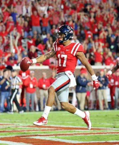 2016 - Evan Engram - University of Mississippi