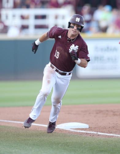 2017 - Brent Rooker - Mississippi State University